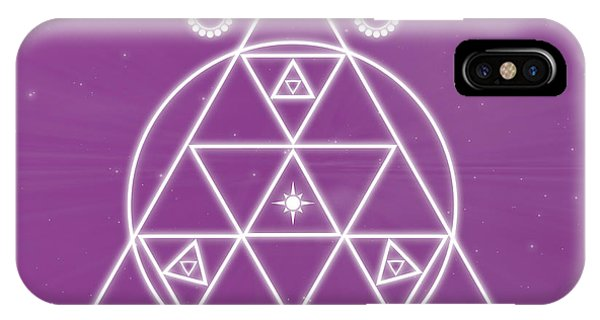 Spiritual Awakening IPhone Case