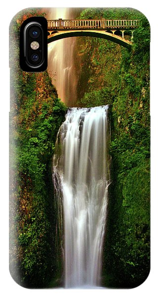 Spiritual Falls IPhone Case