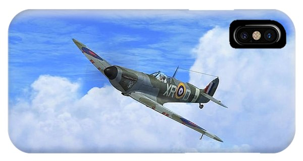 Spitfire Airborne IPhone Case