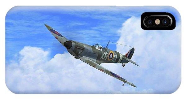 Spitfire Airborne IPhone Case