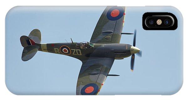 Spitfire Mk9 IPhone Case