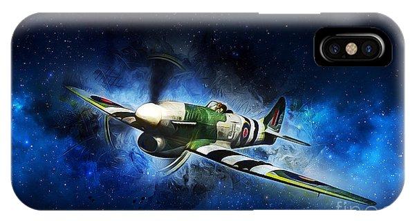 Hawker Typhoon IPhone Case