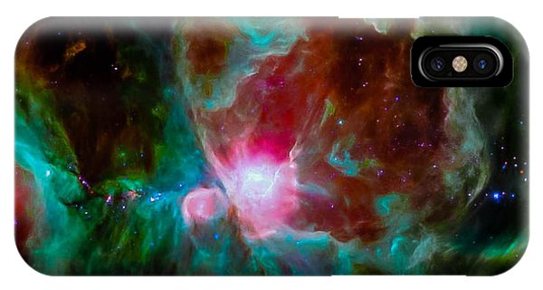 Spitzer's Orion IPhone Case