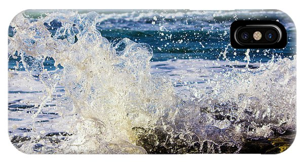 Wave Crash And Splash IPhone Case