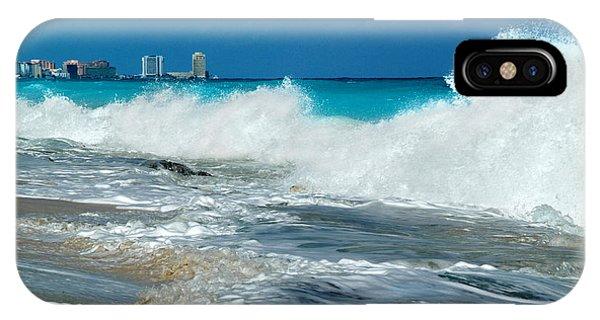 Splash Down IPhone Case