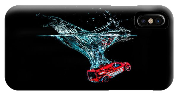 Splash Down IPhone Case