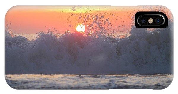 Splashing High IPhone Case