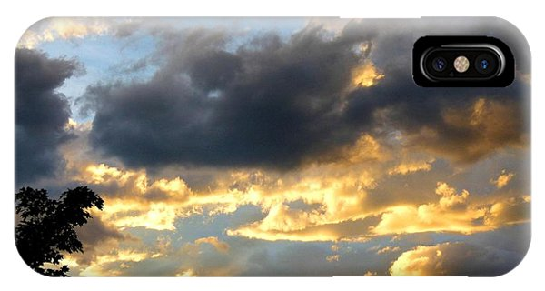Splendid Cloudscape 6 IPhone Case
