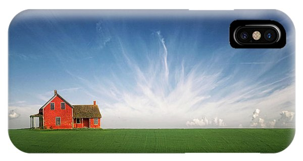 English Countryside iPhone Case - Splendid Isolation by Evelina Kremsdorf