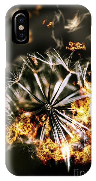 Flammable iPhone Case - Splinters Of Finality by Jorgo Photography - Wall Art Gallery