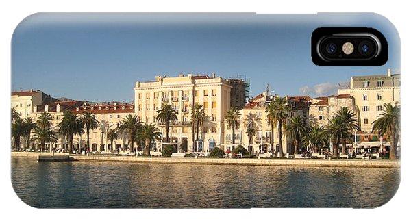 Split- Croatia IPhone Case