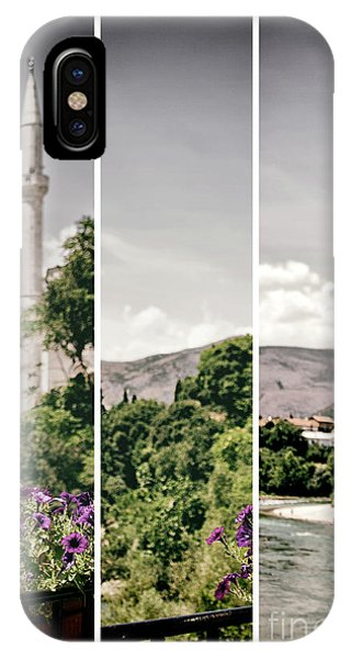 Split Landscape IPhone Case