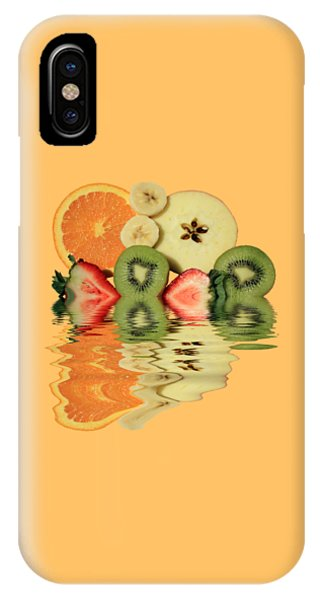 Split Reflections IPhone Case