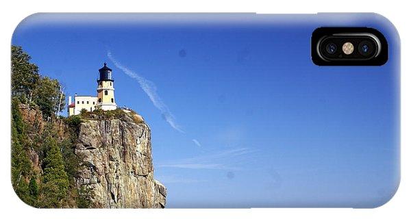 Split Rock 1 IPhone Case