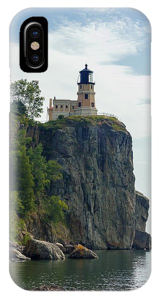 Split Rock Lightouse IPhone Case