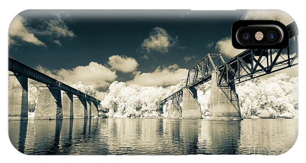 Congaree Trestles Cayce, Sc IPhone Case