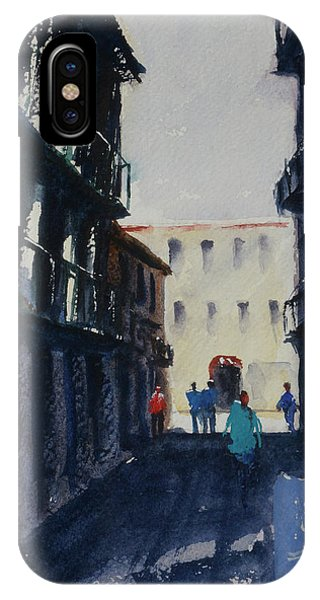 Spofford Street4 IPhone Case