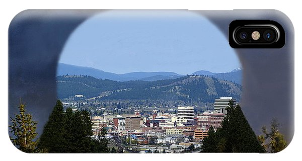 Spokane Near Perfect Nature IPhone Case