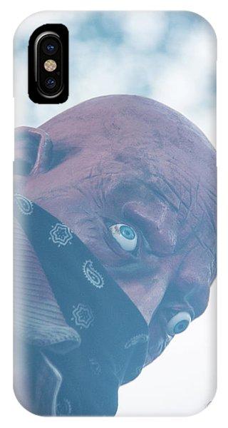 Spooky Bandit IPhone Case