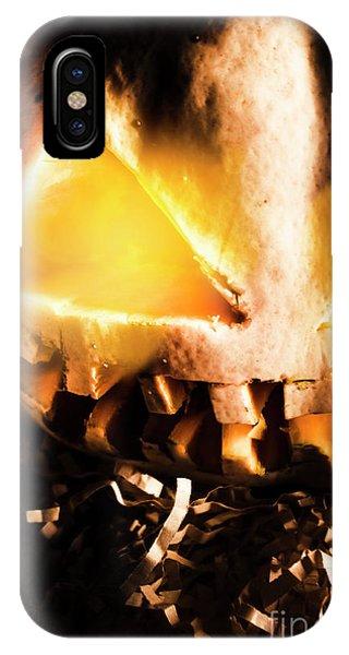 Jack iPhone Case - Spooky Jack-o-lantern In Darkness by Jorgo Photography - Wall Art Gallery