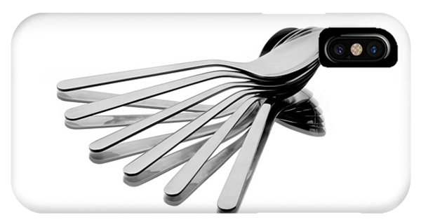 Spoon Fan IPhone Case