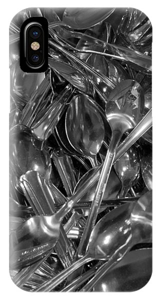 Spoons IPhone Case
