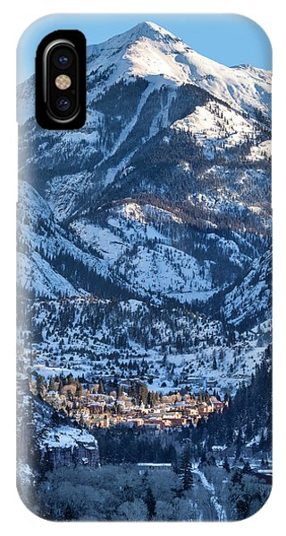 Spotlight On Ouray IPhone Case