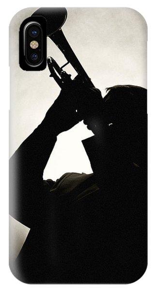 Spotlight Performer IPhone Case