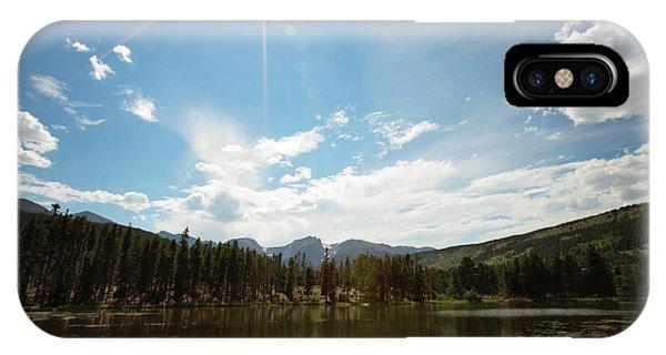 Sprague Lake IPhone Case