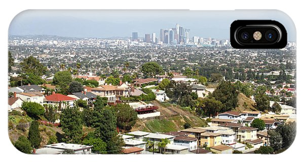 Sprawling Homes To Downtown Los Angeles IPhone Case