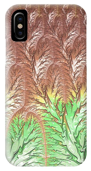 Spring 2 Fall IPhone Case