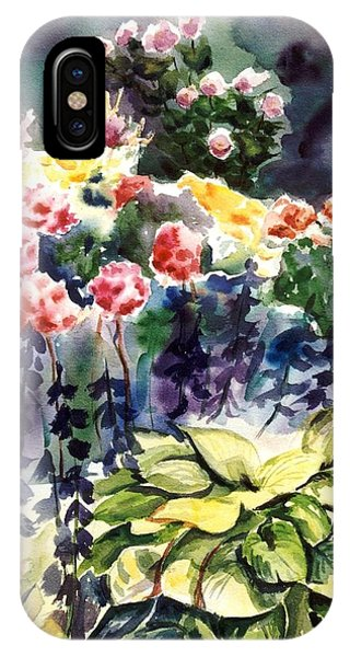 Spring Blooms Phone Case by Heather Kertzer