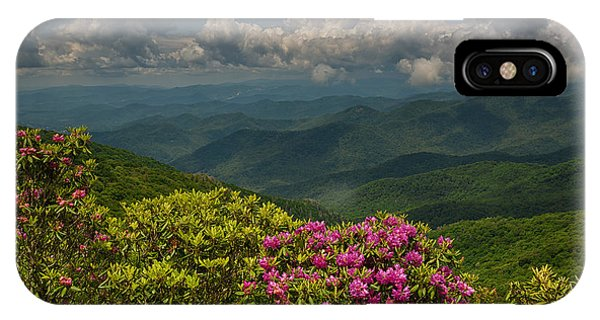 Spring Blooms On The Blue Ridge Parkway IPhone Case
