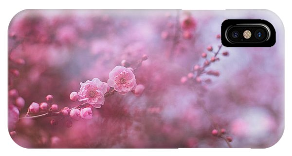 Spring Blossoms In Their Beauty IPhone Case