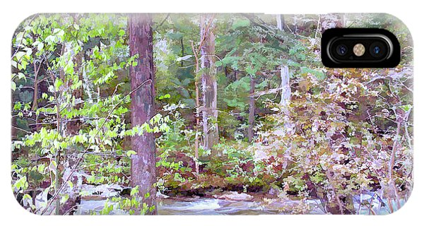 Spring Brook IPhone Case