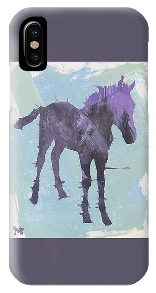 Spring Colt IPhone Case