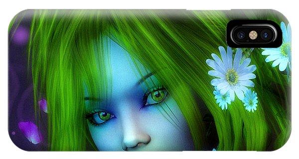 Spring Elf IPhone Case