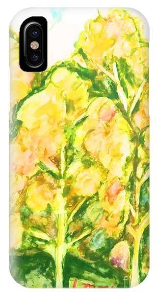 Spring Fantasy Foliage IPhone Case