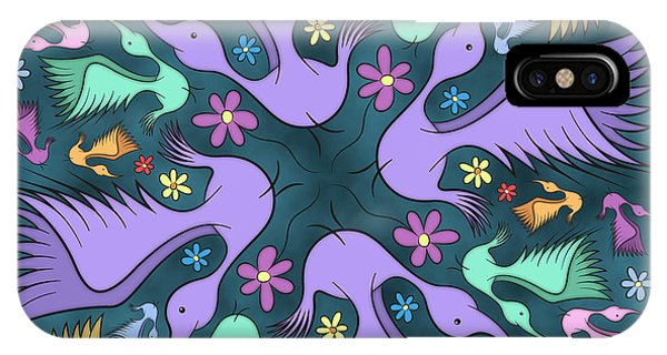 Spring Fling IPhone Case