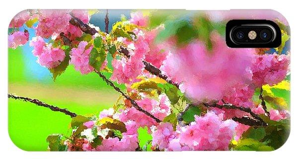 Spring Glory IPhone Case