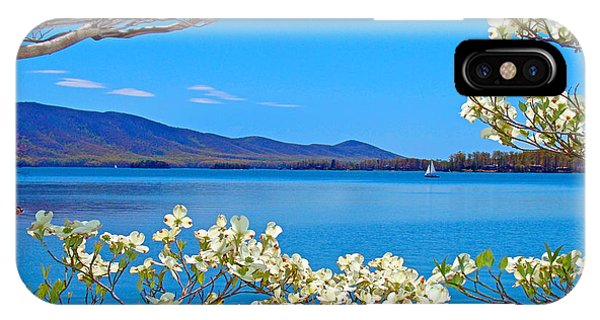 Spring Has Sprung 2 Smith Mountain Lake IPhone Case