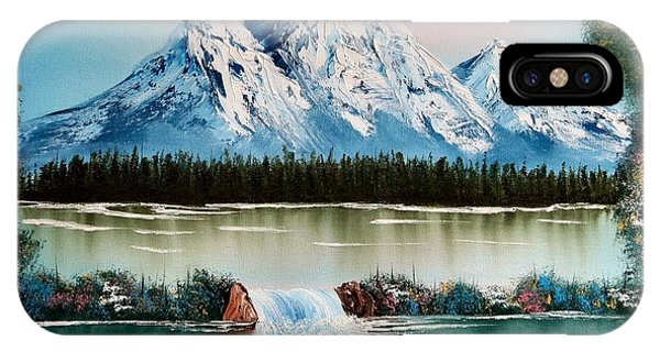 Spring In Colorado IPhone Case