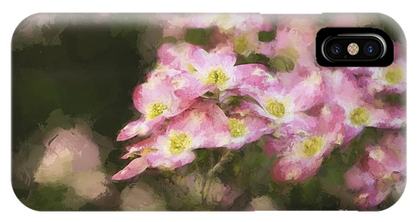Spring In Pink IPhone Case