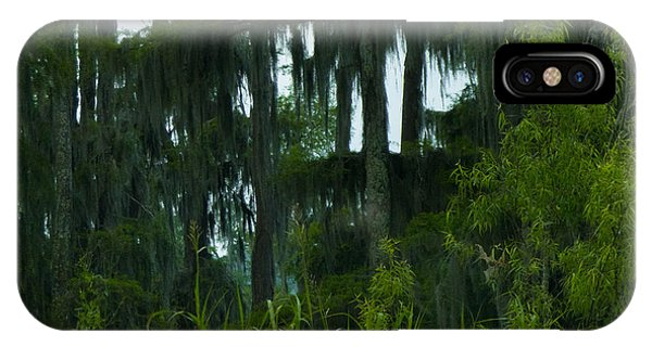 Spring In The Swamp IPhone Case