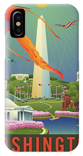 Spring In Washington D.c. IPhone Case