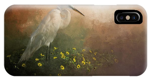 Egrets iPhone Case - Spring Is Here by Marvin Spates