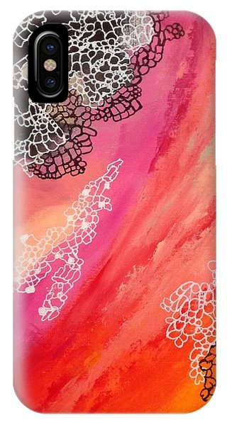 Squiggles And Wiggles #2 IPhone Case