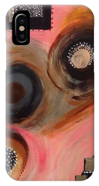 Squiggles And Wiggles #8 IPhone Case