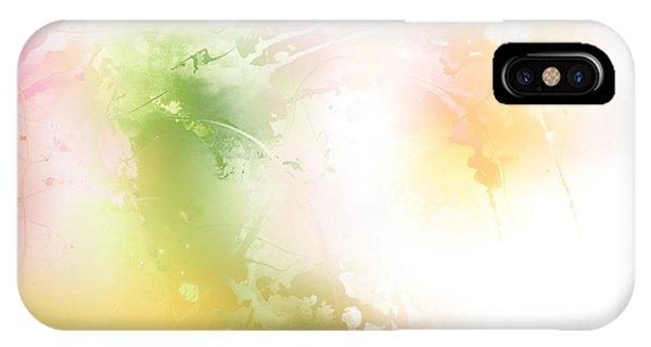 Spring Iv IPhone Case