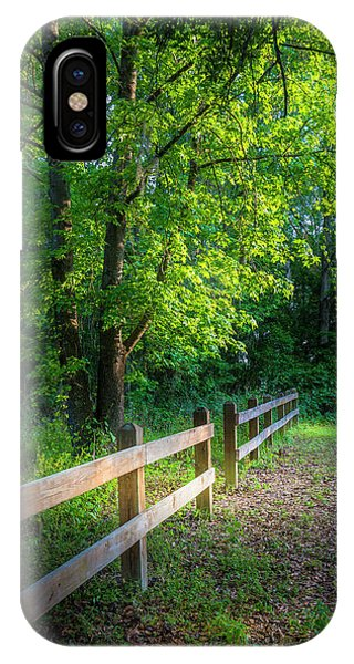 Edward iPhone Case - Spring Leaves by Marvin Spates